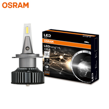 цена на OSRAM LED H1 H4 H7 H8 H11 H16 HB2 HB3 HB4 H1R2 9003 9005 9006 9012 HYZ LED Head Light Fog Lamp 6000K Cool White Original Bulb 2X