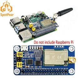 Raspberry Pi SX1262 LoRa HAT 868 МГц