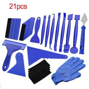 21 Pcs Scraper Tools Car Acces