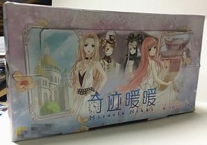 Image 5 - 240 hojas Miracle Nikki Anime acción Figura impresa tarjetas de papel de colección álbum creativo foto postal marcador tarjeta de felicitación