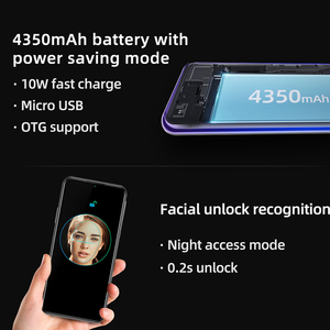 "Image 4 - DOOGEE X95 נייד טלפון 6.52 ""תצוגת אנדרואיד 10 4G LTE 13MP לשלושה מצלמה 2GB RAM 16GB ROM MTK6737 4350mAh נייד"