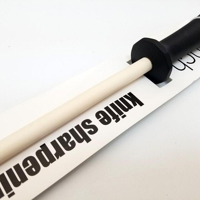Knife Sharpener Rod For Chefs Knives 6
