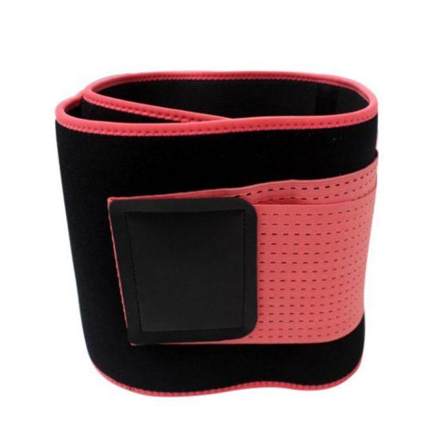 Waist Slimming Trimmer Trainer Belt Weight Loss Premium Neoprene Sport Sweat Waist Belt Body Shaper Sauna Exercise 1