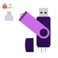 Purple OTG USB 2.0
