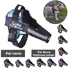 Dog Harness NO PULL Reflective Breathable Adjustable Pet Harness Vest   1