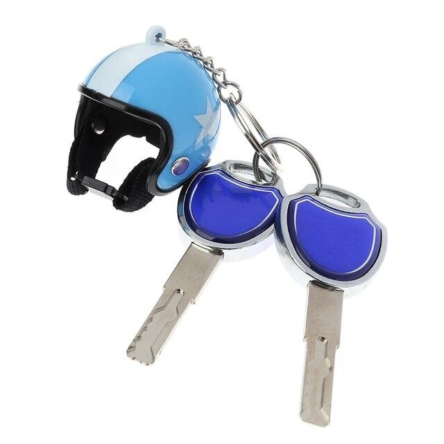 Фото авто звездный брелок кулон классический для ключей шлем держатель