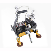 HK 7W F Automatic Welding Trolley Precision Fillet Welding Structure Machine Portable Angle Welder Welding Tool Equipment