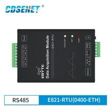 Cyfrowy ilość RS485 RJ45 4 kanał wejściowy modbus tcp RTU bezprzewodowy przezroczysty Transceiver Modem