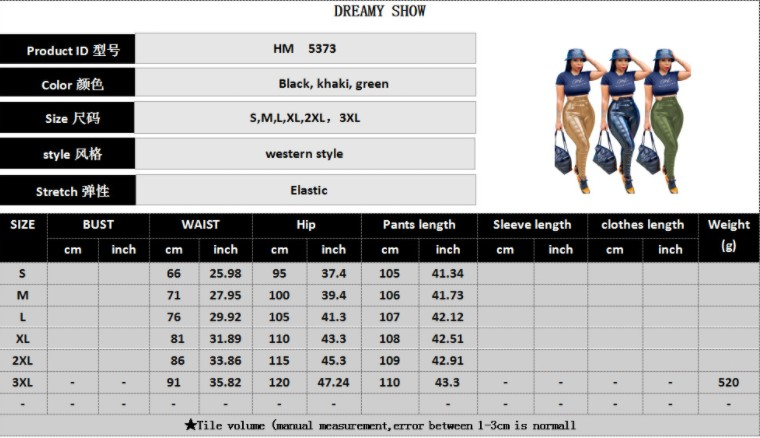 In stock Women Sexy skinny PU Leather Pants Fashion Leather Stacked Pants Women`s Straight-Leg Leather Pants Women Sexy