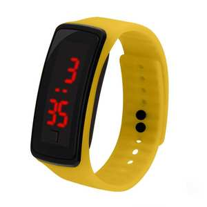 Kids Clock Watch Wristband Sports Gift LED Digital Electronic Children's Fashion Hour