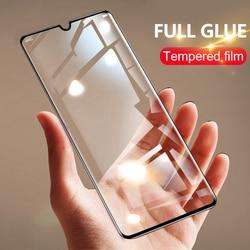CHYI szkło ochronne dla xiaomi mi 9 8 folia ochronna na ekran lite pełny klej hartowany film dla xiaomi 9t pro 9 se a3 poco X2 F1glass