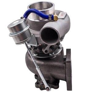 Image 4 - Turbocharger For Nissan Skyline R32 R33 R34 RB25 RB20 RB20DET RB25DET 2.0L 2.5L Turbine Turbolader 430BHP