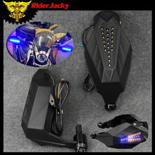 Motorcycle Handguard Baffle Waterproof Windproof Motocross Grip Protection Windshield Hood For CFMOTO NK150 For Honda CB190 starpad for cfmoto spring night cat cf150 2b 2c motorcycle accessories locks assembly