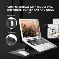 מחברת מחשב נייד 2019 חתיכת מחשב נייד במקרה 4 קבוצה חדשה סוגר PU עור עמיד למים לנפץ עמיד עבור iPad Huawei ACER מחברת חיצונית העסק (4)