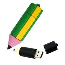 Лидер продаж флеш накопитель  128 ГБ мультяшный 64 32 16 накопители