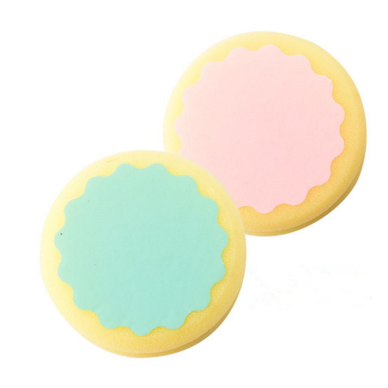 Manufacturers Direct Selling Circle Water Droplet Heart Shape Hair Removal Sponge Kirei-Me Fantasy Painless Hair Removal Sponge