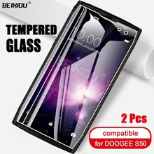 2 PCS Full Tempered Glass For TP-LINK NEFFOS X20 Screen Protector 2.5D 9h tempered glass For TP-LINK NEFFOS X20 Protective Film(China)
