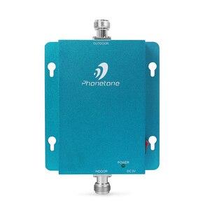 Image 2 - Усилитель мобильного сигнала WCDMA 2100 МГц с усилением, 62 дБ (LTE Band 1) 2100 UMTS 3G (HSPA) 3G UMTS, Усилитель сотового ретранслятора для дома
