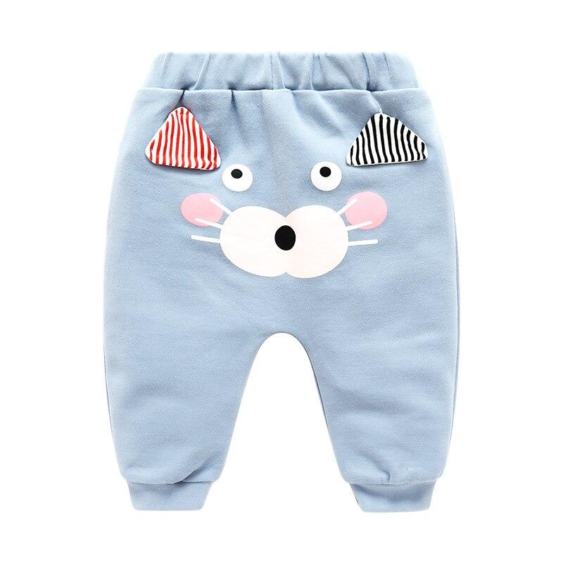 Warm Legging Baby Boy 2019 New Fashion Girl Baby Pants Cotton Babykids Baby Bottoms