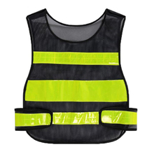 High Visibility Night Work Security Traffic or Cycling Safety Reflective Vest цена 2017