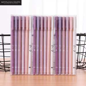 Gel-Pen-Set Crafts Office-Accessories Stationery-Suppliers Sasa Pink School Presented
