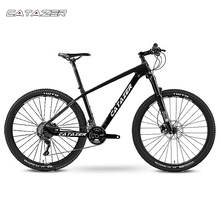 Catazer Carbon Mountain Bike 17 19 21 Carbon Fiber Frame Bicycle 29er Wheel 20 Speeds Profession