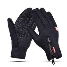 Balıkçılık eldiven tam parmak neopren PU nefes deri sıcak spor sazan balıkçılık aksesuarları kış kayak eldiveni X288G