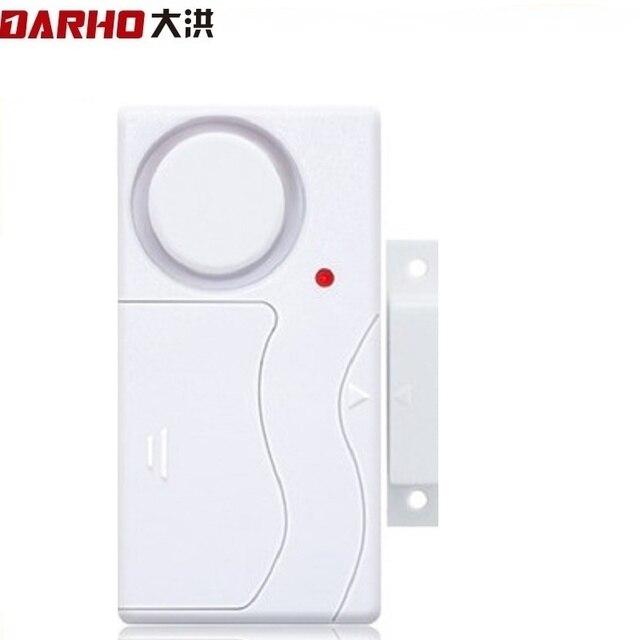 DARHO Home Security Door Window Siren Magnetic Sensor  Warning System Wireless Remote Control Detector Burglar Alarm 1