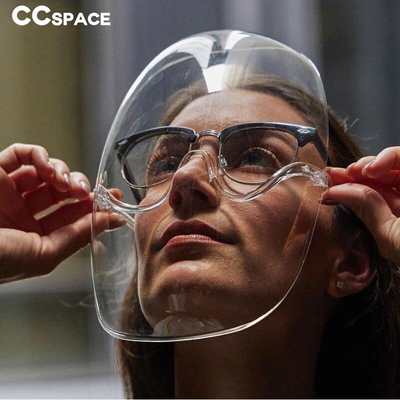 49920 оптовая продажа Faceshield защитные очки для женщин и мужчин Анти-туман Безопасность водонепроницаемый лицо щит солнцезащитные очки