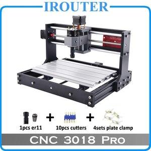 CNC3018Pro withER11,diy mini c
