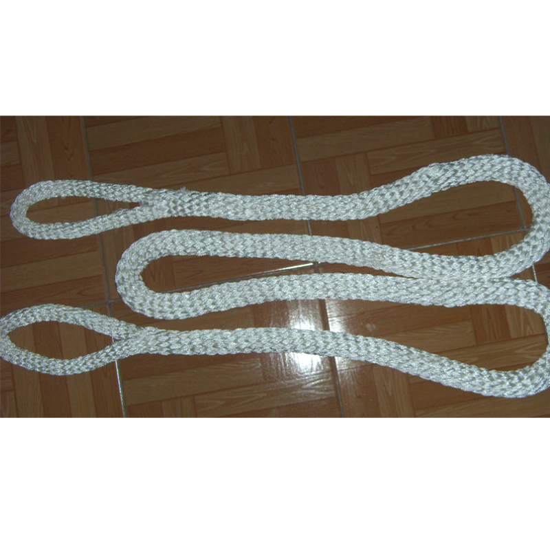 1TonX1M To6M Heavy Duty Towing Rope With Shackle Nylon Tow Trailing Trailer Cable Rope Lifting Chain Sling-in Lifting Tools
