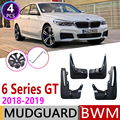 Брызговики для BMW 6 серии Gran Turismo GT G32 2018 ~ 2019  брызговики аксессуары для брызговиков 630i 640i 620d1