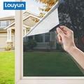 50/60/70/80/90cm Large solar film one-way mirror window film anti-ultraviolet self-adhesive privacy protection film