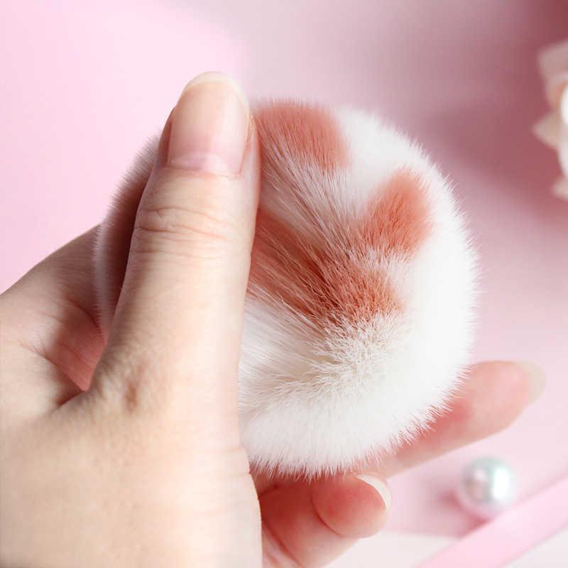Multifunzione 1PCS Cute Cat Claw Zampa Spazzole di Trucco Morbido Prodotti di base In Polvere Pennello Correttore di Lunga Durata Blush, fard Attrezzo di Bellezza TSLM1