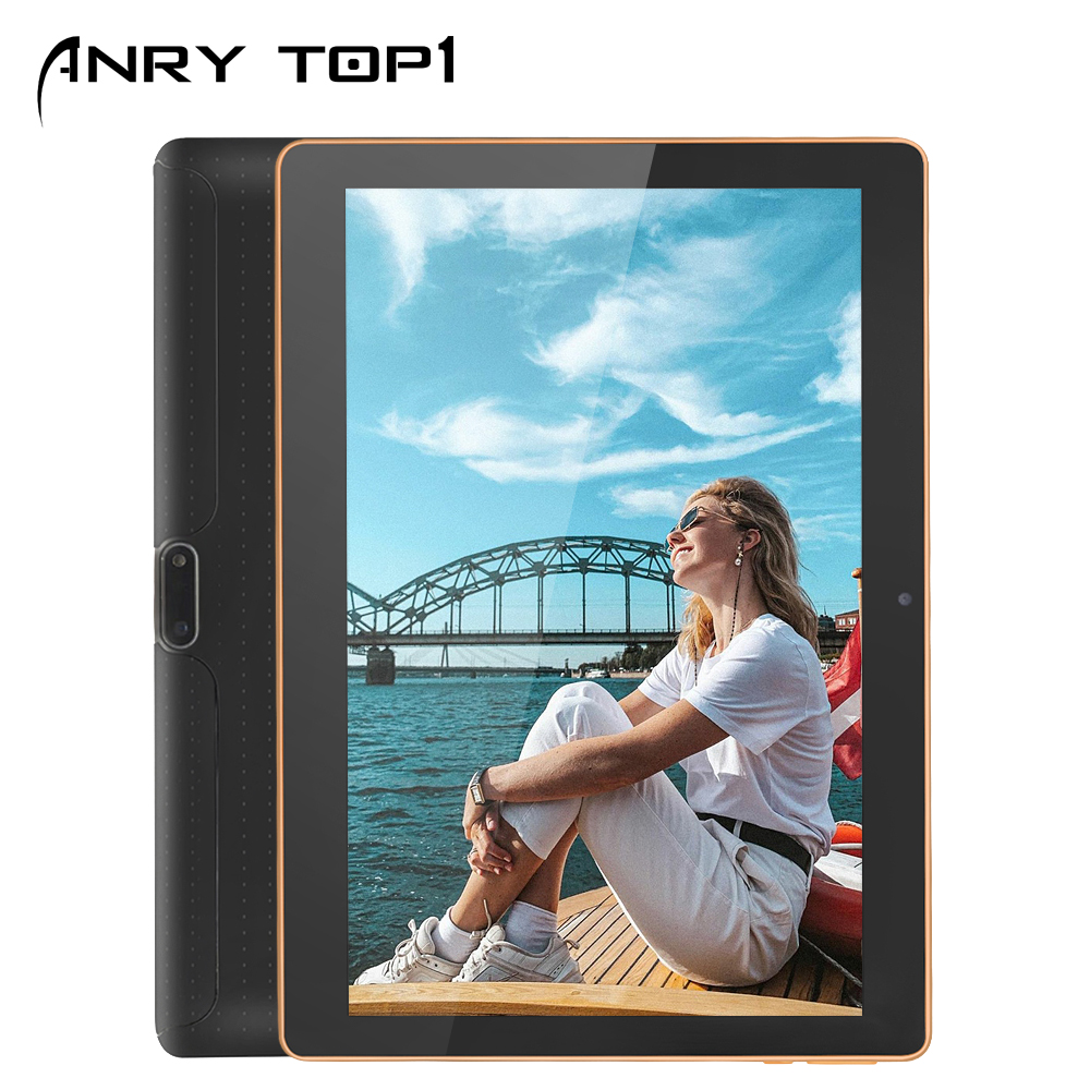 10 Inch 4G Unlocked Android Tablet Phablet Support Dual SIM Cards MTK6582 Octa Core Processor 4G RAM 64G ROM With Wifi GPS