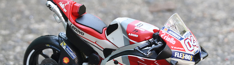 Moto GP Racing Motorcycle Toy Model Collection 59