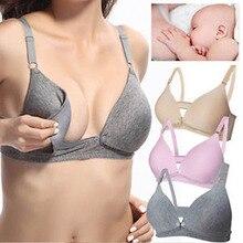 Bras Feeding Pregnancy-Underwear Nursing Maternity-Breastfeeding Women for Soft