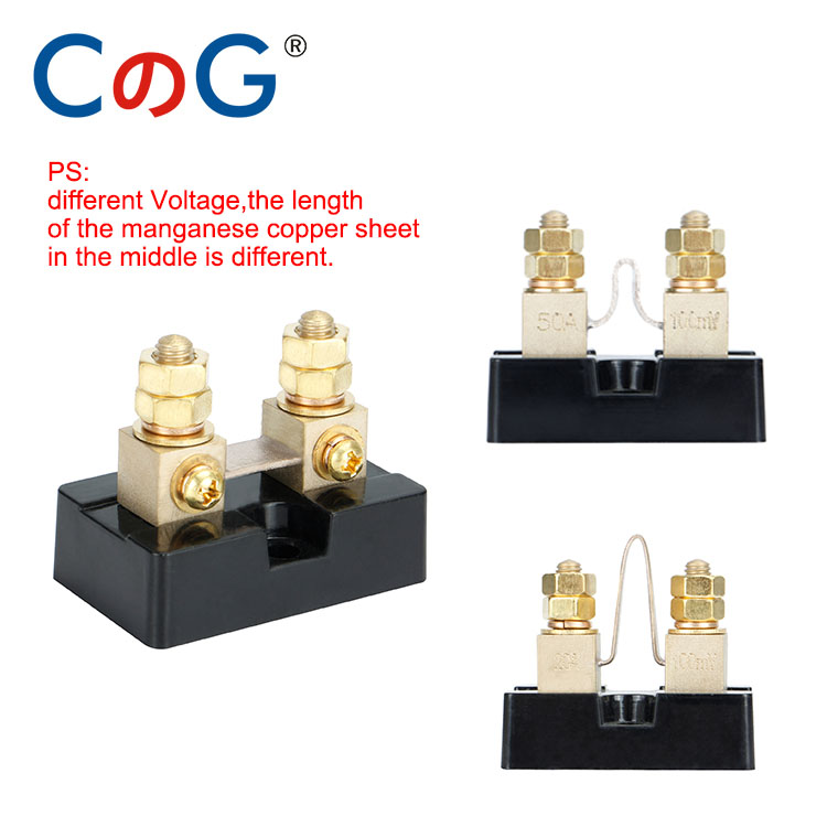 CG 0.25 USA Type FL-15 5A 10A 20A 50A 75A 100A 300A 500A 600A 50mV 75mV 100mV Brass Current Mount DC Shunt Resistance With Base