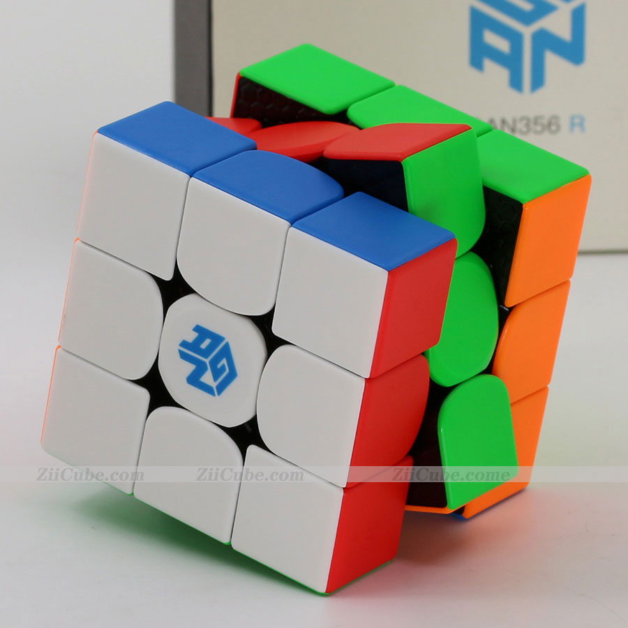 Image 2 - GANs 356  GAN356RS Magic cube puzzle Classical Gan RS 3x3x3  3x3 professional speed puzzle educational toys for kids game cubeMagic Cubes   -