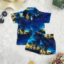 2019 Brand New Toddler Kid Baby Boys' Summer Clothes Pocket T-Shirt Tops+Short Pants Striped Casual Outfit Set Summer Clothing brand summer boys clothing set 100