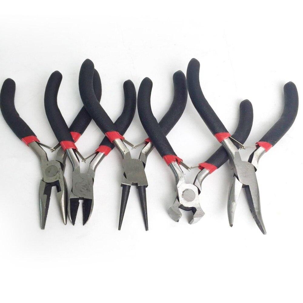 Mini Zange Set für DIY Schmuck Set ss