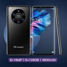 2021 Hawei Mate 40 Pro 5G Smartphone 6.1inch Mobile Phone,Telefone Smartphone with Dual Sim Card 6GB RAM +128GB ROM