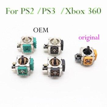 1PCS OEM 3D Analog Joystick Sensor Module Potentiometer Replacement for XBOX 360/ PS2 Controller Repair