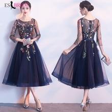 2019 Formal New Fashion Evening Dress Women Vintage Elegant