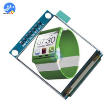 1.5 Inch 7PIN Full Color Oled Module Scherm SSD1351 Drive Ic 128 (Rgb) * 128 Spi interface Voor 51 STM32 Voor Arduino