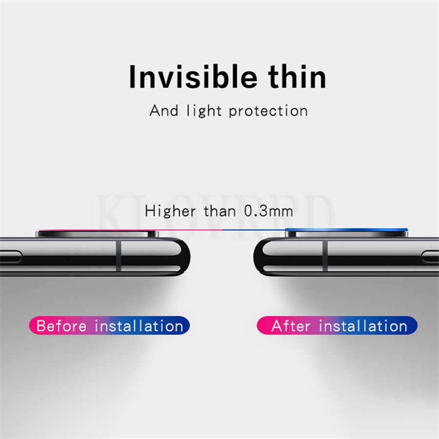 3 unids/lote Cámara de la lente de vidrio templado claro para Xiaomi teléfono móvil F1 mi 9 SE A3 9T Pro CC9 rojo mi nota 8 7 K20 Pro