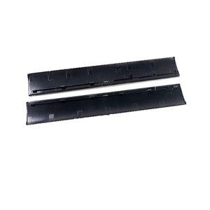 Image 2 - 수리 부품 블랙 커버 셸 전면 하우징 케이스 PS3 슬림 CUH 4000 콘솔 용 왼쪽 오른쪽 페이스 플레이트 패널