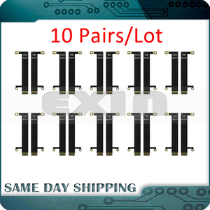 "10 Pairs for Macbook Pro Retina 15"" 13"" A1706 A1707 A1708 A1989 A1990 A2159 A2251 LCD Cable Back light Display Backlight Cable(China)"