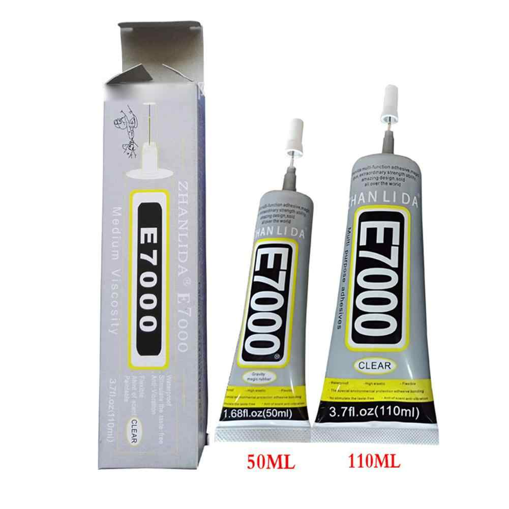 Multipurpose DIY Glue E7000 Adhesive Repair Frame Display Mobile Phone Screen Electronic Component For Smart Phones For Tablets