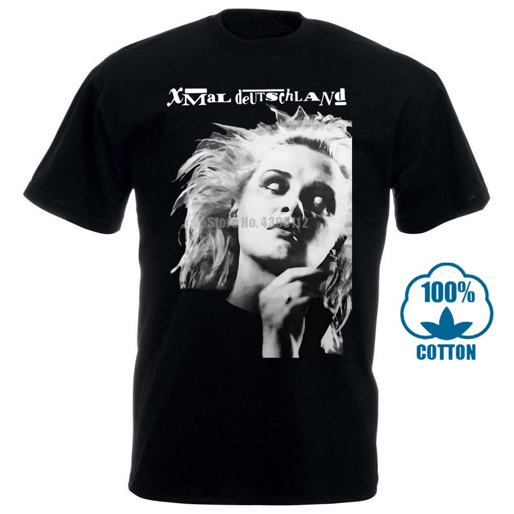 Xmal Deutschland Shirt Goth 4ad Sisters Of Mercy The Cure Uk
